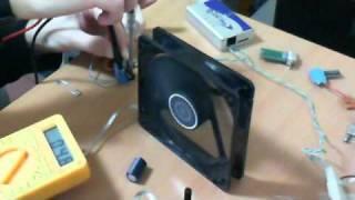 getlinkyoutube.com-DC/DC Step-up Converter using 555 timer   5V to 16V