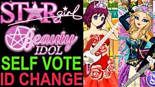 getlinkyoutube.com-VOTE FOR YOURSELF/ ID CHANGE in BEAUTY IDOL & STAR GIRL [HACK]