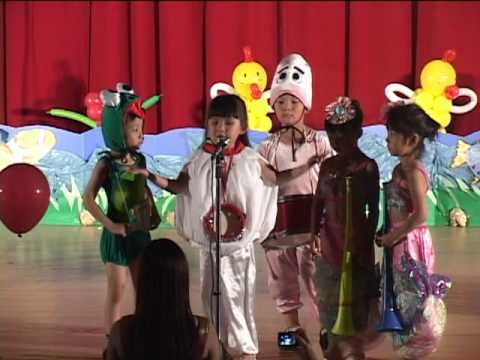The Bikini Bottom Super Band (by Hippo class) -2011 雨果畢業典禮