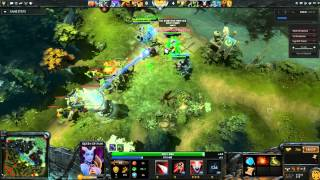 getlinkyoutube.com-Dota 2 - How to Level 5 in 1 minute with any hero