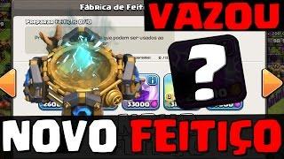 getlinkyoutube.com-Suposto NOVO FEITIÇO DE ELIXIR ! - Clash of Clans