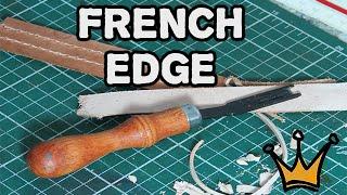 getlinkyoutube.com-French Edge Skiving - Ferramentas para Trabalho em Couro