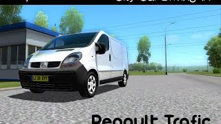 Renault Trafic | City Car Driving 1.4 [Logitech G27]