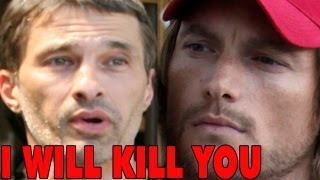 getlinkyoutube.com-Olivier Martinez threatens to Kill Gabriel Aubry