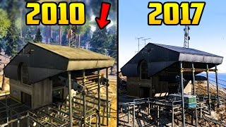 getlinkyoutube.com-NEW GTA 5 BETA SCREENSHOTS - HOW MUCH DIFFERENT THE GAME LOOKED THEN VS NOW