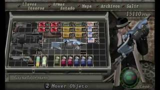 getlinkyoutube.com-Resident Evil 4-Handcannon and P.R.L 412