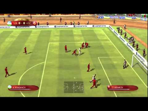 FIFA Digital World Cup 2014 Qualification: Uzbekistan - Kyrgyzstan