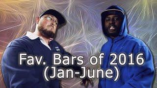 getlinkyoutube.com-Favorite Bars of 2016 (Jan-June) - Battle Rap Compilation