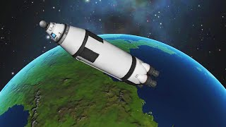 WORLDS BIGGEST SPACE SHIP! (Kerbal Space Program)