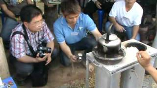 getlinkyoutube.com-เตาแก๊สชีวมวลเชื้อเพลิงแกลบ