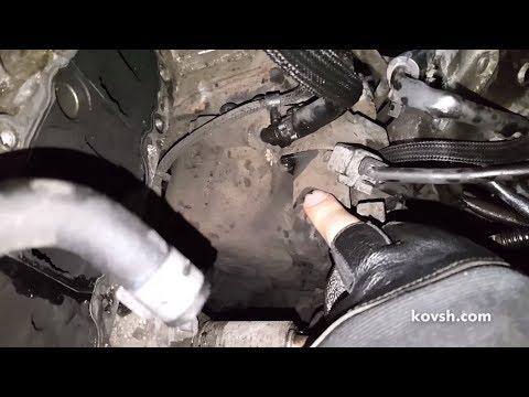 Меняйте клапан наполнения ТНВД если вы уже до него добрались на Mercedes Sprinter 311CDI 2.1d OM651