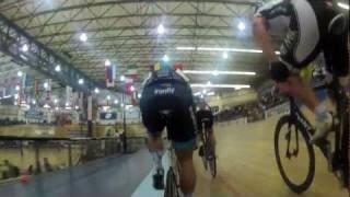 getlinkyoutube.com-Madison race at the Home Depot Center Velodrome