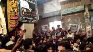 getlinkyoutube.com-10 MUHARRAM MOCHI GATE AZAN-E-FAJR SHAHZADA ALI AKBAR (A.S) 2011 PART -11