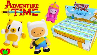 getlinkyoutube.com-Adventure Time Kidrobot Mini Series with Ultra Rare Lich