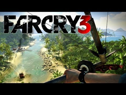 FAR CRY 3 - Asa-Delta, Crocodilo, Tigre e Mais...
