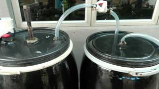 getlinkyoutube.com-[Video 2] Foodwaste Biogas Generator [University of Malaya] 2012