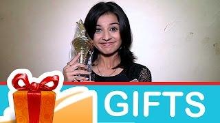 getlinkyoutube.com-Mahima Makwana Gift Segment Part-01