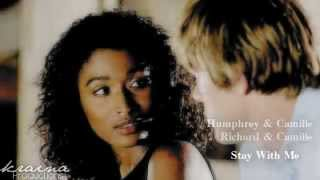 getlinkyoutube.com-humphrey/camille + richard/camille | stay with me ( death in paradise )