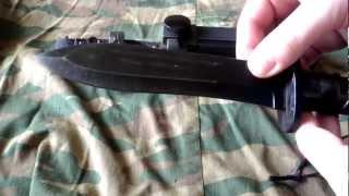 getlinkyoutube.com-Нож выживания Ижмаш НВ-1-01