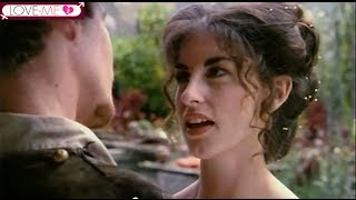 getlinkyoutube.com-Sarah Young Beautiful Hot Italian Actress in Lucretia Borgia Film