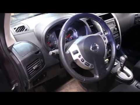 Nissan X-Trail, MR20DE Как снять рулевой вал.