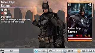 getlinkyoutube.com-Injustice iOS | BATMAN ARKHAM KNIGHT REVIEW!