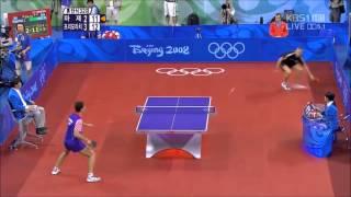 getlinkyoutube.com-Best 10 Ping Pong Points 2012