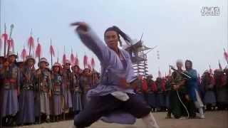 Beautiful Chinese Music 58【Jet Li Kung fu movie clips】 Chinese Kung Fu