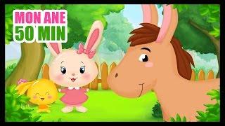 getlinkyoutube.com-Mon âne - Comptines Titounis pour les enfants - Monde des petits