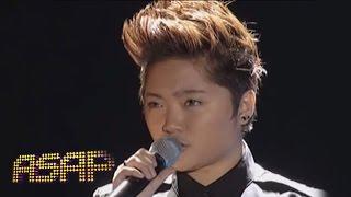 getlinkyoutube.com-Charice sings 'Titanium' on ASAP stage