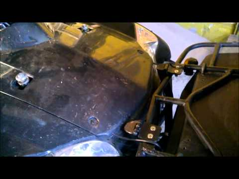 Тюнинг CF moto X6 2 (ATV Syktyvkar)