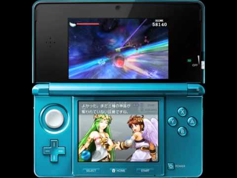 [Trailer] Kid Icarus: Uprising - Gameplay Snippet
