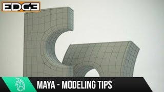 getlinkyoutube.com-Maya 2015 Modeling Tutorial - Intermediate Techniques - Arch way