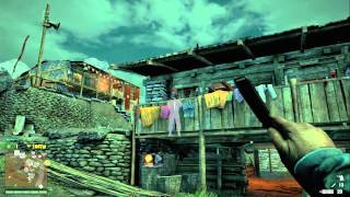 getlinkyoutube.com-All Outposts & Fortresses Liberated w/ Stealth in Far Cry 4
