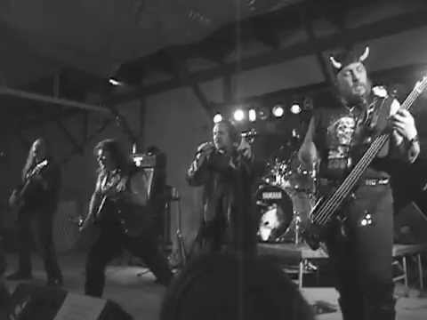 Recycled Zombies performing Heavy Metal with special guest singer:  Andy Gore of O.C.D.