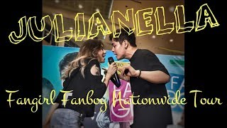 Julian Trono & Ella Cruz | Fangirl Fanboy Nationwide Tour @ SM San Pablo