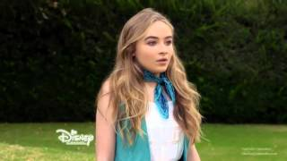 getlinkyoutube.com-Girl Meets World 2x20: Lucas & Maya #4 [Lucas riding the bull]