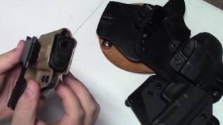 getlinkyoutube.com-Harry's Holsters Review - quality and comfort