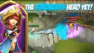 getlinkyoutube.com-Probably The STRONGEST Hero In Castle Clash!