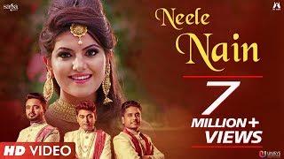 Neele Nain (Blue Eyes) Feroz Khan, Kamal Khan, Masha Ali Ft. Mr Wow | Punjabi Song 2018 | Saga Music