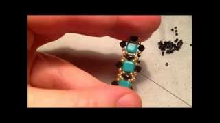 getlinkyoutube.com-Tutorial Bracciale Bastet