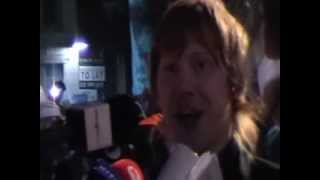 Rupert Grint at the Deathly Hallows Part 1 Premiere in London
