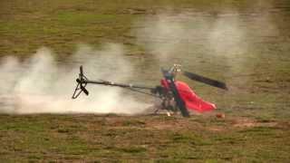 getlinkyoutube.com-R/C Helicopter crash ☺