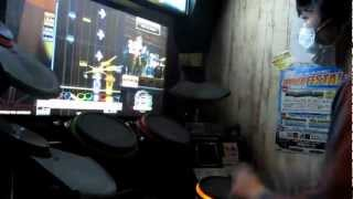 getlinkyoutube.com-Drummania XG3, Rock to Infinity (MASTER 9.85) FULL COMBO SS!!!!!