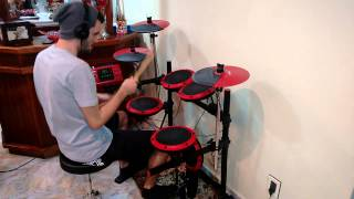 Stoked - Forfun (Drum Cover)