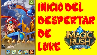 getlinkyoutube.com-MAGIC RUSH : INICIO DEL DESPERTAR DE LUKE