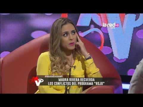 Maura Rivera habla de su relación con Yamna Lobos