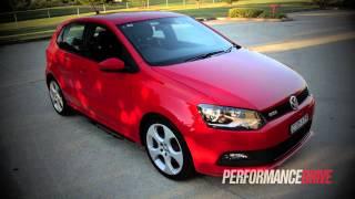 getlinkyoutube.com-2013 Volkswagen Polo GTI engine sound and 0-100km/h