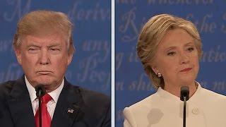 2016 Final Presidential Debate: Abortion width=