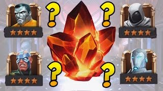 getlinkyoutube.com-MARVEL: Contest of Champions (iOS/Android) 14th FREE 4 STAR CRYSTAL